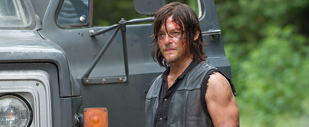 15 Reasons You'd Crawl Through a Field of Zombies to Get to The Walking Dead's Daryl Dixon