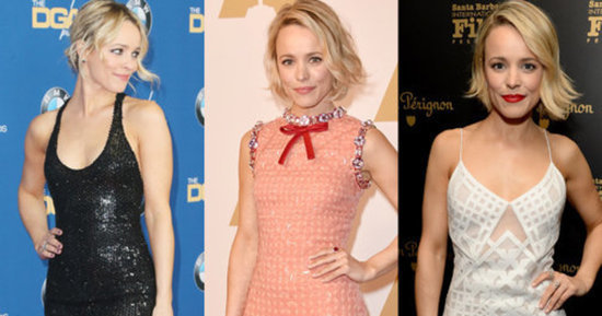 Rachel McAdams Made Our Best-Dressed List THREE Times This Week