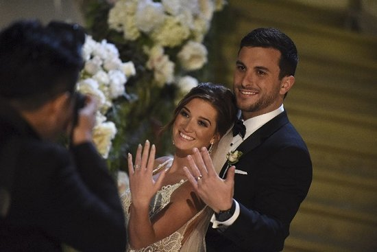 [PHOTOS] Jade Roper and Tanner Tolbert Get Married with 'The Bachelor' Family