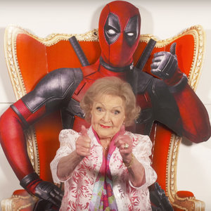 Betty White Reviews Deadpool | Video