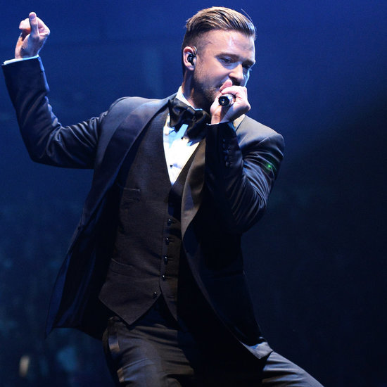 "Justin Timberlake Covers ""Poison"" 