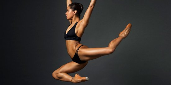 An inside look at the historic career of 'unlikely ballerina' Misty Copeland, who went from 'pretty much homeless' to dance supe