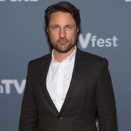 Martin Henderson Spills New Details About His Kiss With Britney Spears