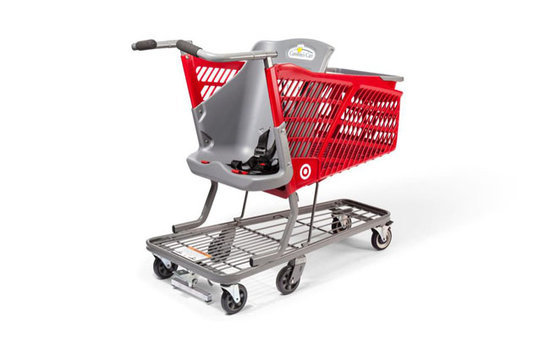 How Target's New Shopping Carts Are Making A Difference