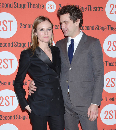 Diane Kruger and Joshua Jackson together at Smart People opening night for first time since Norman Reedus cheating rumours