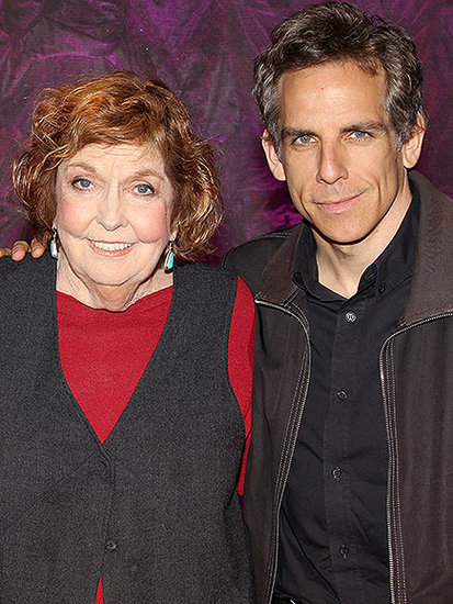 Ben Stiller Opens Up About the Death of His Mother Anne Meara: 'It Affects Me Constantly'
