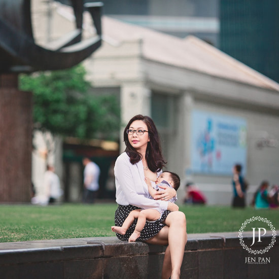 Breastfeeding Photos Against Work Discrimination
