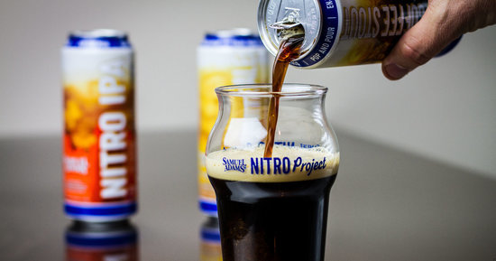 Is This Finally The Year For Nitro Beer?