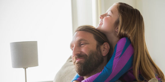 Those Marvelous Stay-At-Home Dads and Their Daughters - Infancy to Adolescence