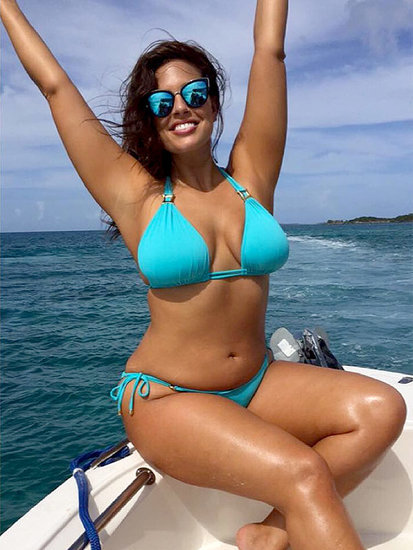Bikinis, Gym Selfies and More! See Ashley Graham's Best Instagrams