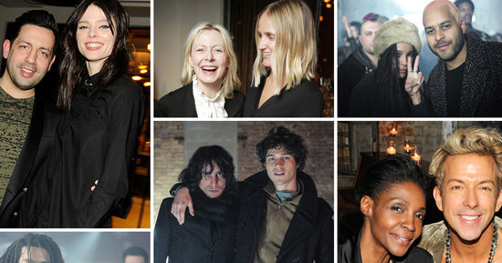 Zoë Kravitz and Tommy Hilfiger Partied at Fashion Week
