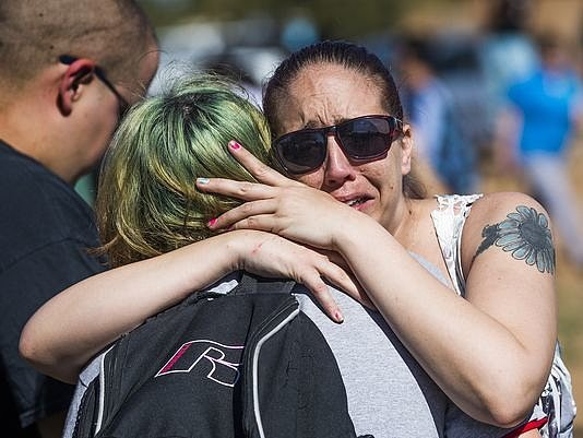 Two 15-Year-Old Girls Killed at Arizona High School