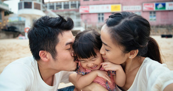 This Love Hormone Could Predict Whether Mom And Dad Stay Together