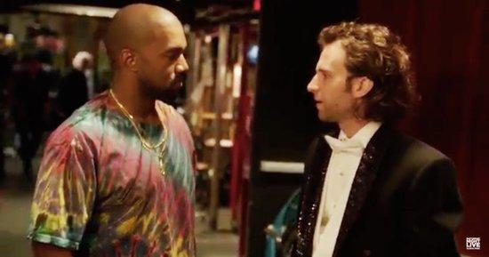 Kanye West Mocks Himself in 'Saturday Night Live' Rap Battle: 'I Love You Like Kanye Loves Kanye'