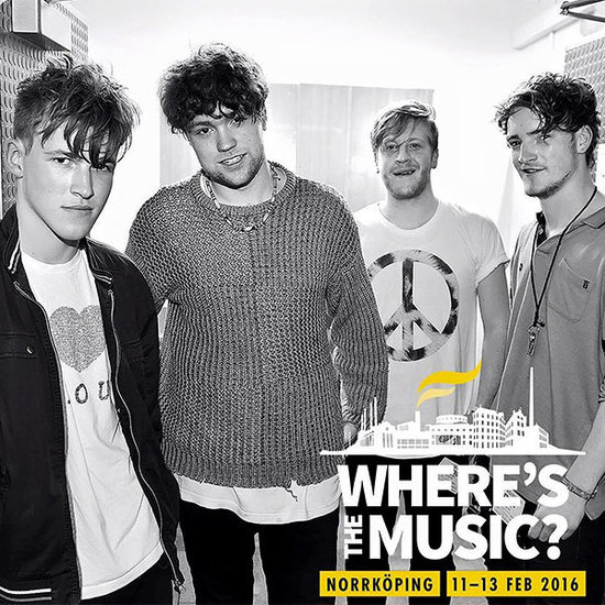 British Band Viola Beach Killed Alongside Manager in Swedish Car Accident