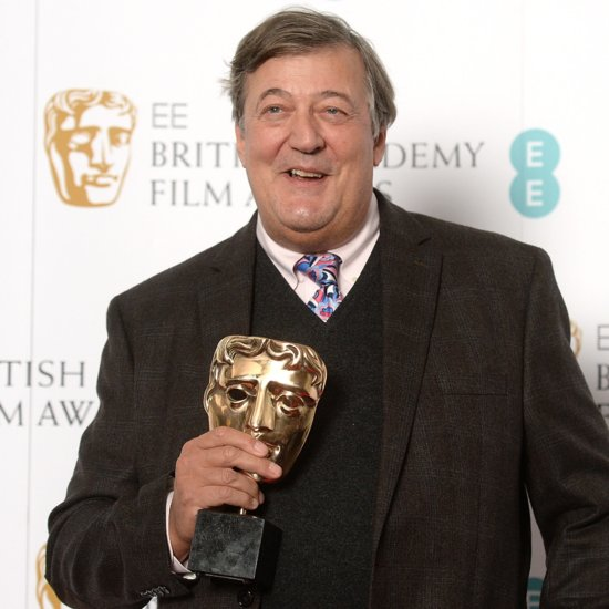 Stephen Fry Discusses BAFTA Crowd Hostility