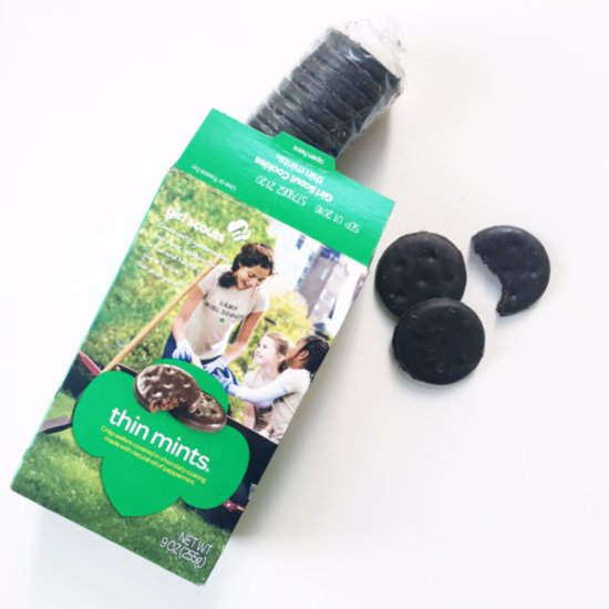 Thin Mint Cookie Facts