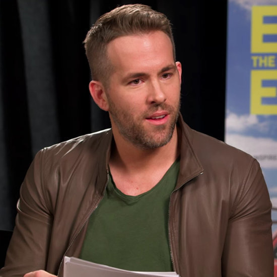 Ryan Reynolds and Hugh Jackman Eddie the Eagle Interview