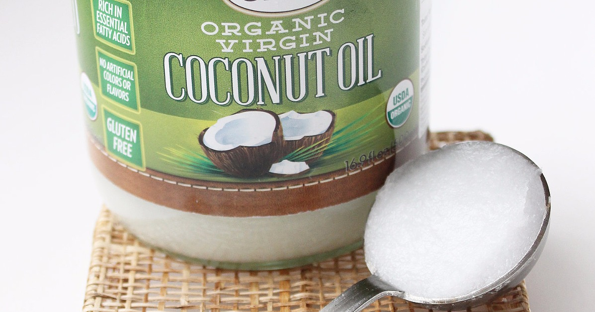 Baking With Coconut Oil Popsugar Fitness
