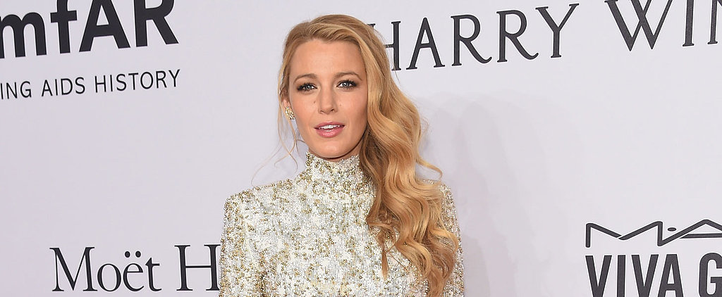 Blake Lively Reminds Us All Why the Red Carpet Really Is a Fashion Fantasy