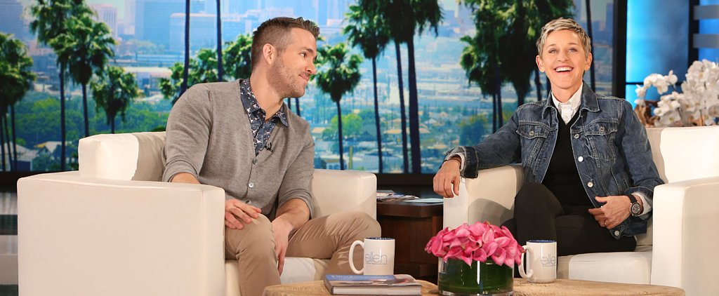 "Ryan Reynolds on Filming Nude Scenes: ""I'm Not Above Taking My Clothes Off For Money"""