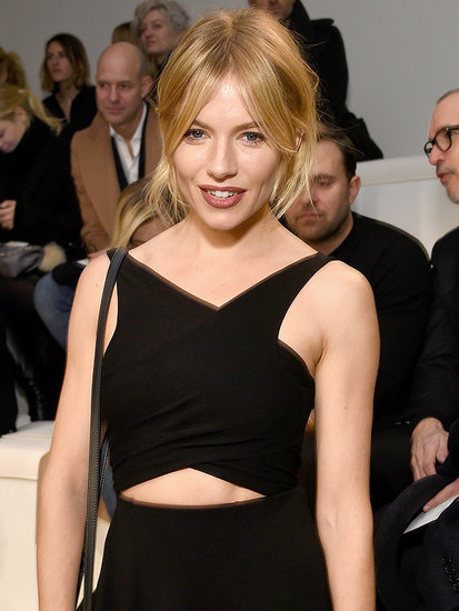 Sienna Miller Reveals One of Her Favorite Red Carpet Looks of All Time (Any Guesses?)