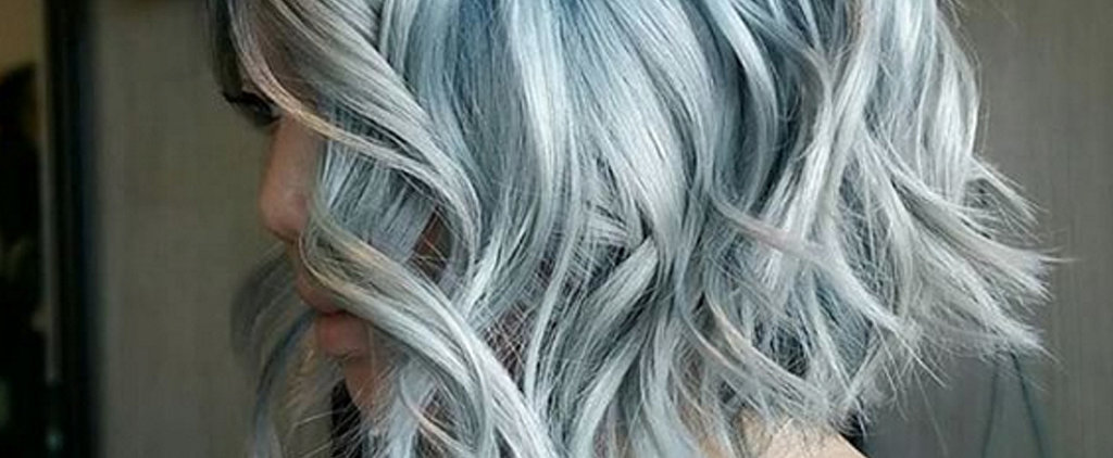 Denim Dye Is the Most Versatile Take on the Rainbow Hair Trend