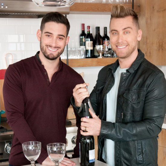 Lance Bass and Michael Turchin's LA Home
