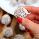 Chocolate Coconut Protein Balls