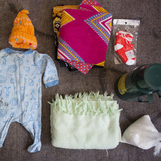 Pregnant Women's Hospital Bags From Around the World
