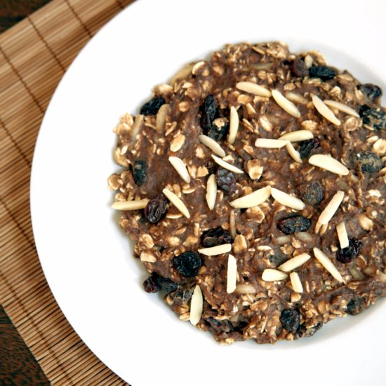 A Tasty High-Protein Breakfast Ready in 5 Minutes