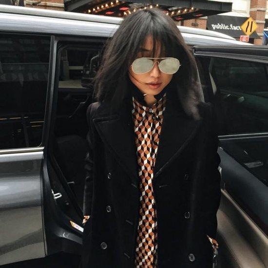 Australian Blogger and Celeb Style Fashion Month Fall 2016