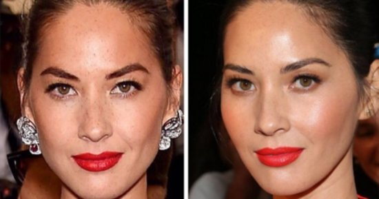 Olivia Munn Details How She Changed The 'Texture And Shape' Of Her Face