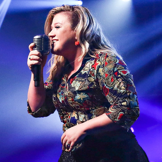 "Kelly Clarkson Singing ""Piece by Piece"" on American Idol"