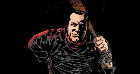 Why Negan's Intro on 'The Walking Dead' Season 6 Finale Was Shot Two Ways