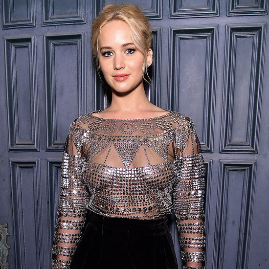 Jennifer Lawrence Dinner For Equality Pictures February 2016