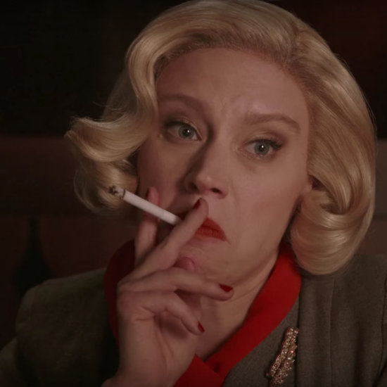 Kate McKinnon's Carol Spoof at the Independent Spirit Awards