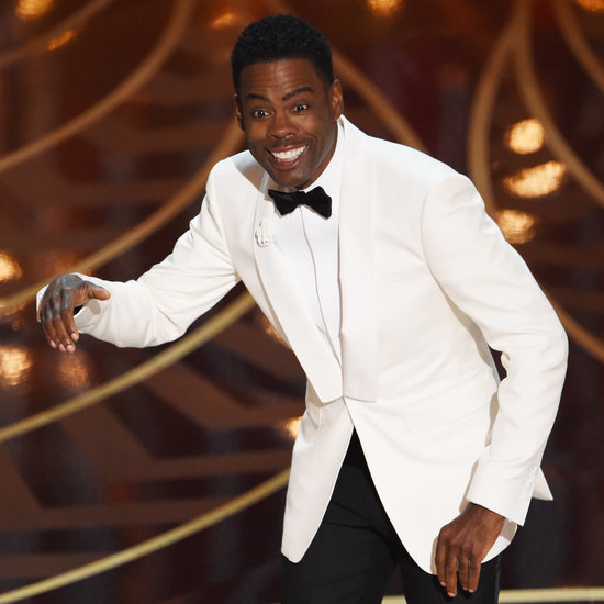 Audience Reactions to Chris Rock at the Oscars 2016