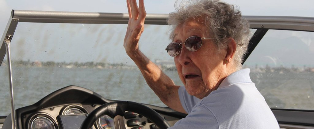This 90-Year-Old Chose Life on the Road Instead of Cancer Treatment — and She Loves It