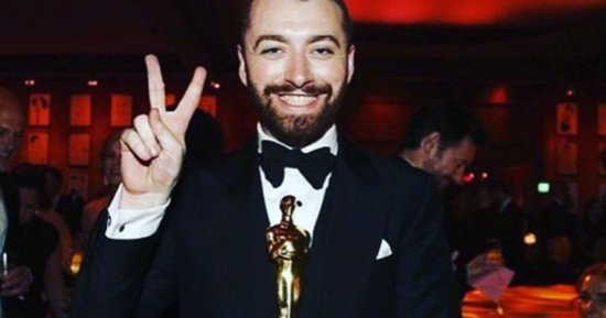Sam Smith Apologizes, But Thinks We Missed The Point Of His Oscars Speech
