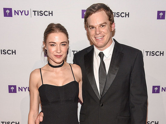 Surprise! Michael C. Hall Marries Morgan Macgregor in City Hall Ceremony