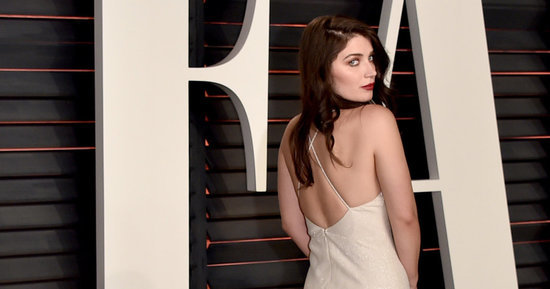 Bono's Daughter Eve Hewson Stole The Spotlight At Vanity Fair Oscars Party