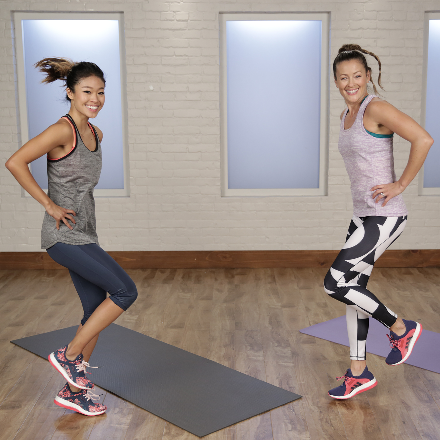 Strength Training For Runners 10-Minute Workout POPSUGAR Fitness