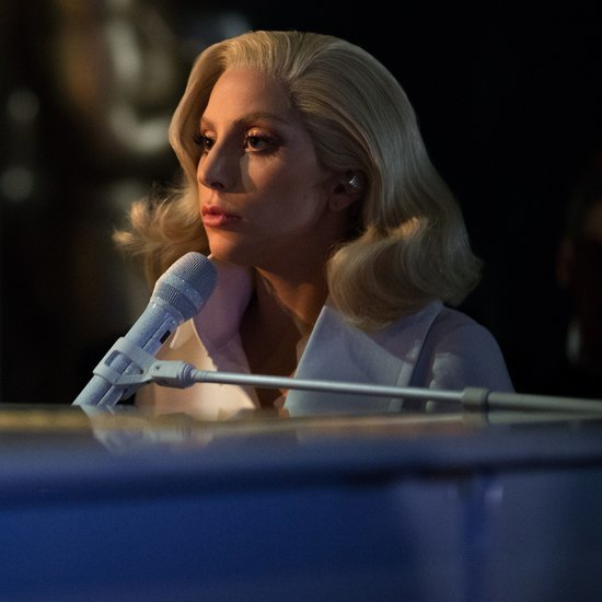 """Lady Gaga Performs """"Til It Happens to You"""" at the Oscars"""