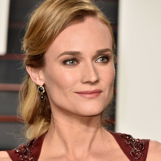 Celebrity Hair and Makeup at Vanity Fair Oscars Party 2016