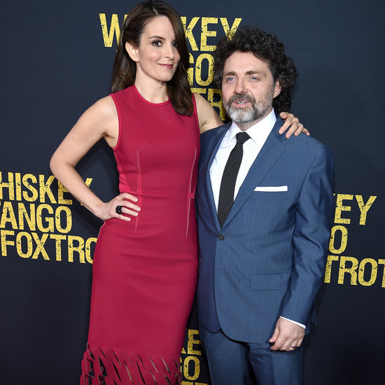 Tina Fey and Jeff Richmond at Whiskey Tango Foxtrot Premiere