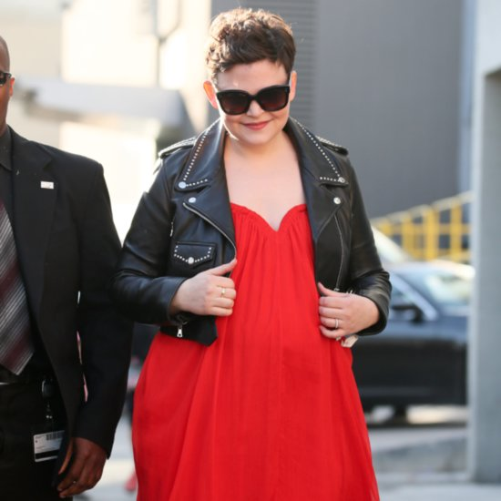 Ginnifer Goodwin Out in LA February 2016