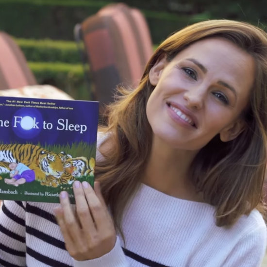 Jennifer Garner Reads Go the Fuck to Sleep