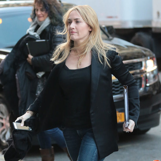 kate winslet kate winslet steps out in nyc days after supporting bff ...