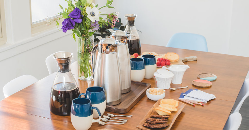 Here's How to Host a Coffee Tasting Party Like a Pro